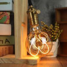 LED G95 Filament mit schöne Form 100lm 2200k E27 Retro Edison bulb