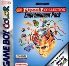 GameBoy Color - Microsoft the 6 in 1 Puzzle Collection Entertainment Pack Modul