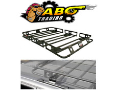 Smittybilt For F-250/ 350 /Bronco /Blazer Bolt Together Roof Rack - 45505 + AM-6