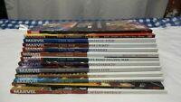 Marvel Large Lot of Civil War Graphic novels TBD for sale