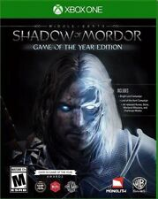 Shadow of Mordor Game of The Year Edition Xbox One Brand New In Stock Brisbane