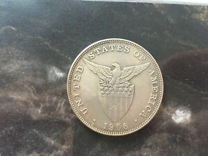 Philippines Peso 1906