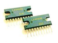 LA4460N ORIGINAL Monolithic Linear IC | FREE Shipping within US! LOT OF 2
