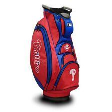 NEW Team Golf MLB Philadelphia Phillies Victory Cart Bag