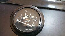 HEAVY DUTY DATCON 12V Temperature GAUGE 50-150C - USA Model 817S HL P/N 107324