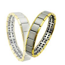 Health Bracelet In a Gift Box 80 Germanium Titanium Energy Bracelet Power Bnagle