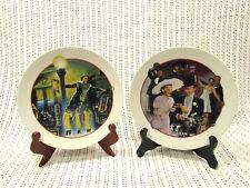 Two Avon Easter Parade Porcelain Plates
