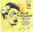 """BILLIE HOLIDAY """"All Of Me"""" Top Blues! CD NEU & OVP Cosmus DSB 13 Tracks"""