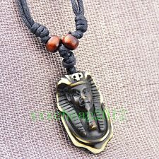 cool Egyptian Pharaoh king Pendant Necklace wholesale lot RH221