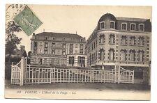 pornic  l'hôtel de la plage      (a0116)
