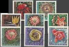 Timbres Flore Pologne 1686/93 o lot 7282