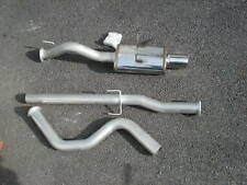 "3"" Steel 92-95 Civic Coupe Sedan Complete Turbo Exhaust System KTeller CBCivic93"
