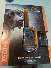 SportDOG SD-825X Remote Dog Training Collar SportHunter 1/2 Mile - Black - NEW