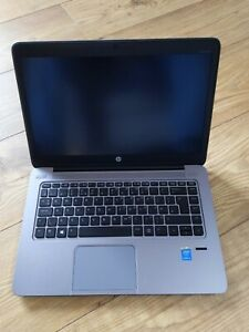 """HP Folio 1040 G2 Intel Core i5 5200U 2.20GHz 240GB SSD 14"""" FHD 630"""