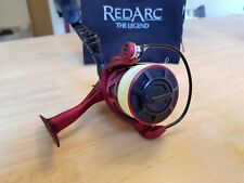 Spro RED ARC THE LEGEND 4000 (So gut wie NEU, Inklusive 150m geflochtene Schnur)