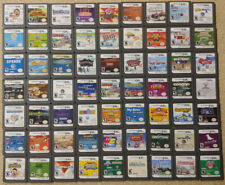 Lot of 10 RANDOM Nintendo DS Lite 2ds 3ds Kids Family Fun Games Tested & Working