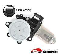 Front RH Right Door Window Regulator Lift Motor 2 Pin For Nissan Tiida C11 06~13