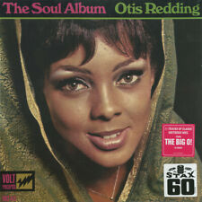 Otis Redding ‎- The Soul Album LP - SEALED 180 Gram Vinyl Album - MONO Record