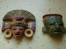 Ancien masque INCA ( reproduction )