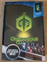 Official Ready Player One Gregarious Games Luminart Night Light Lamp Brand New
