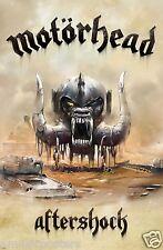 "MOTORHEAD ""AFTERSHOCK"" COMMERCIAL POSTER -Heavy Metal Music, Album Cover Artwork"