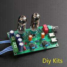Class A 6J5 Vacuum Tube Pre-amp Preamp HiFi Headphone Amplifier DIY KIT