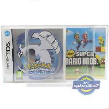 25 x Nintendo DS Game Box Protectors STRONG 0.4mm PET Plastic Display Case