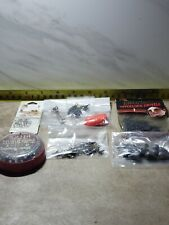 Assorted Terminal Tackle + Sinker Weights
