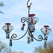 Mini-Blossom Chandelier Sprinkles Hummingbird Feeder by Parasol