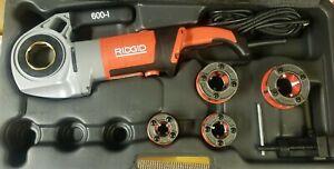 Ridgid Tool Company 44918 600-I Hand-Held Power Drive New In Box Never Used