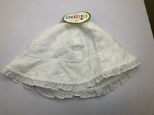 circo white baby hat Floral Print Girls Toddlers 3T