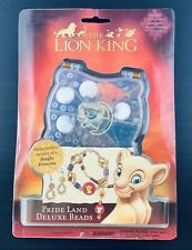 NEW Lion King Pride Land Deluxe Beads Set