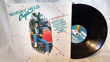Beverly Hills Cop LP OST MCA 5553 Eddie Murphy Axel F V/A Pointer Sisters NM-