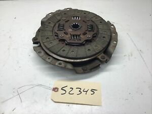OEM FORD 5.0L FOX BODY MUSTANG CLUTCH & PRESSURE PLATE E6ZX-7550-AA