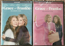 Grace and Frankie Season 5-6  (6-DISC DVD) New & Sealed Free Shipping US RG1