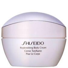 Hidratantes corporales Shiseido Crema