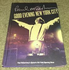 "Paul McCartney (Beatles) ""Good Evening New York City"" 2 CD/2 DVD Set *RARE oop"