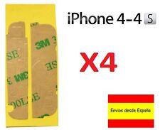 Pegatina Frontal 3M Sticker Digitalizador LCD iPhone 4