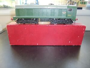 HORNBY DUBLO 2 RAIL BO-BO DIESEL-ELECTRIC LOCOMOTIVE - 2230 RED BOX