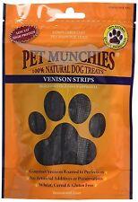 PET Munchies Cane Snack Venison Strips, 75 gr