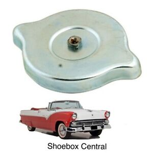 1955 1956 Ford Gas Fuel Cap Lid
