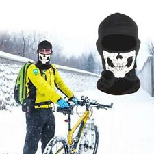 Ghost Hood Head Face Mask Skull Skeleton Balaclava For Rider Motorcycle Biker