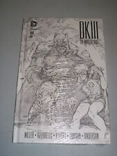Dark Knight III The Master Race #1 Collector's Edition Unread HC GN DC Batman