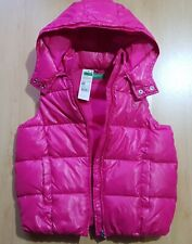 UNITED COLORS OF BENETTON ® Thermal Vest Jacket for Kids (detachable hood)