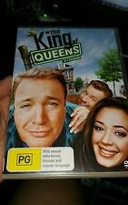 The King of Queens 3rd Season (4 discs) DVD SERIES - FREE POST