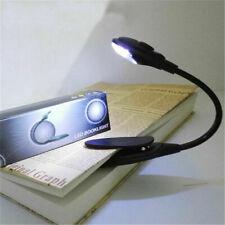 Sansai Xtraflex LED Book Light Bendable Arm - Black