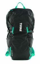 THULE AllTrail Backpack 15L Rucksack Tasche Obsidian / Bluegrass Schwarz Türkis