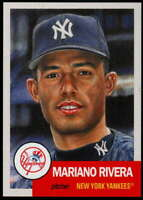 Mariano Rivera 2019 Topps Living Set #136 Yankees