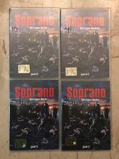 DVD - I Soprano - Quinta Stagione Completa - 4 DVD - 13 episodi