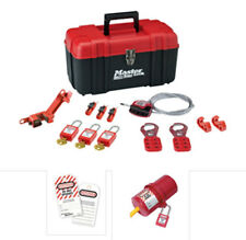 Portable lock out tag OUT KIT